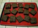 Brownies aux pistaches, cacao et noix de coco  de cricri Browni10