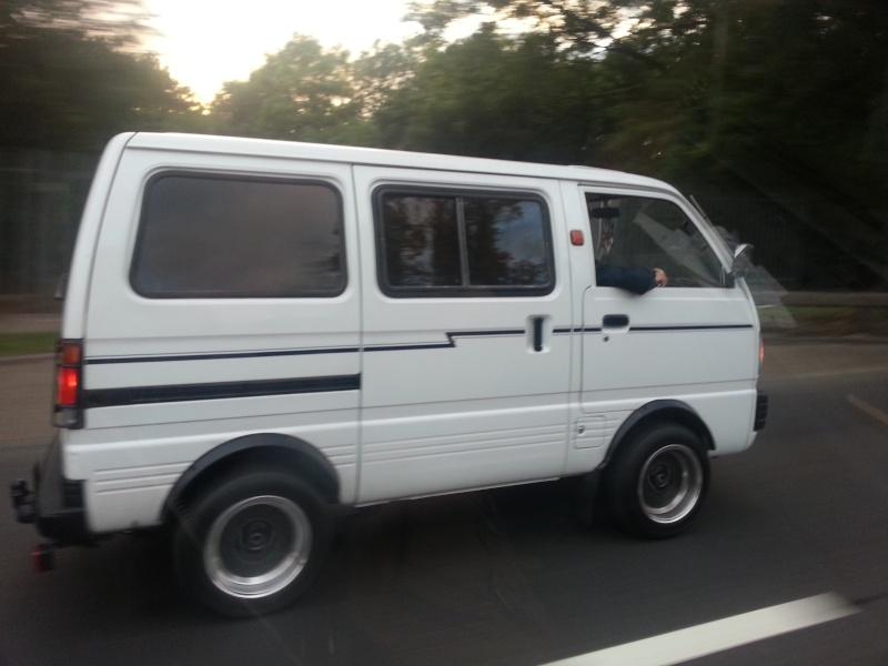 Suzuki super carry MPV? 20130810