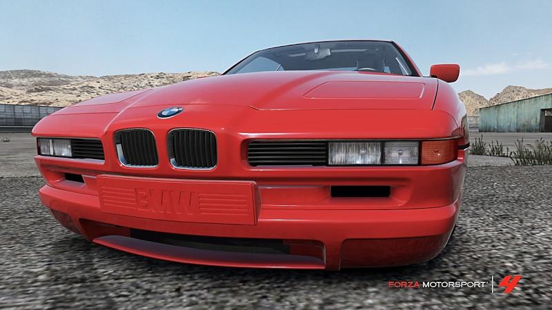 Photos de Série 8 dans les jeux vidéo Forza-10
