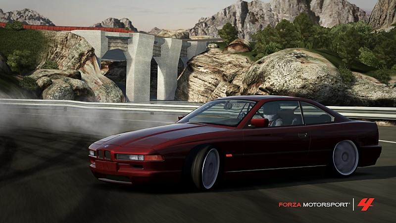 Photos de Série 8 dans les jeux vidéo Forza-11
