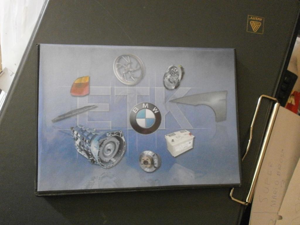 DVD Realoem (ETK) P8300110