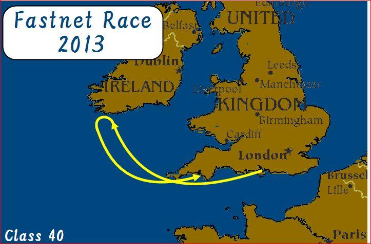 VLM Fastnet Race Fastne10