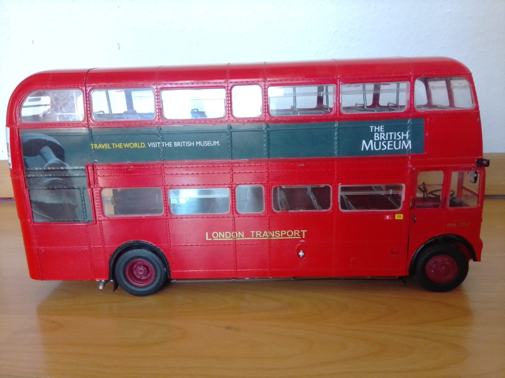 London Bus / Revell, 1:24 Img_2052
