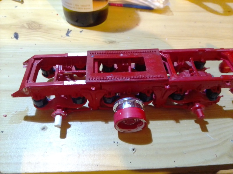 Revell Kenworth K100 Orient Express Img_2485