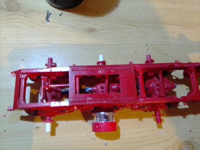 Revell Kenworth K100 Orient Express Img_2487