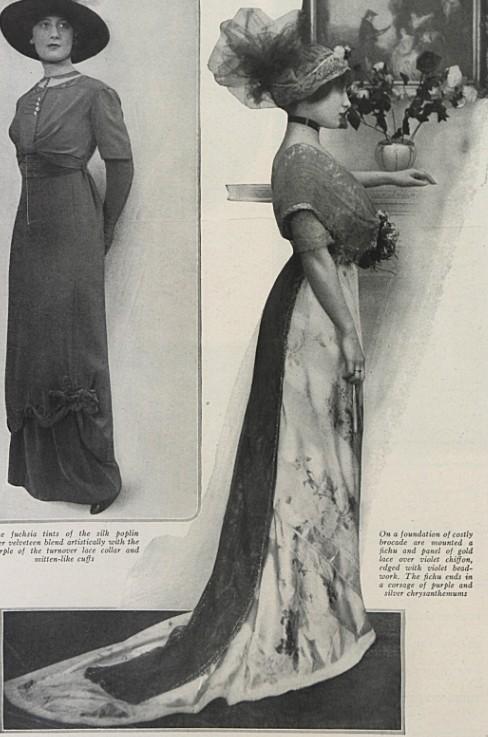 La mode à bord du Titanic - Page 2 1912-m10