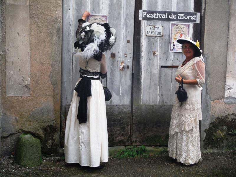 Fete 1900 a Moret sur Loing ( 77) les photos Moret_10