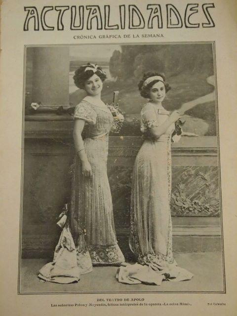 La mode à bord du Titanic - Page 2 Revist10