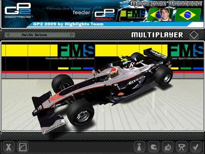 F1 Challenge GP2 2009 HLT Download Gp210