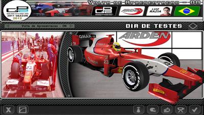 F1 Challenge GP2 2011-2012 VHS Download Gp211111