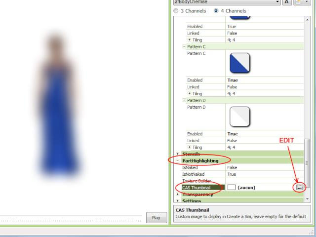 [Débutant] Créez vos vêtements - Partie VI - Finalisation et exportation du vêtement en fichier jouable Logoca10