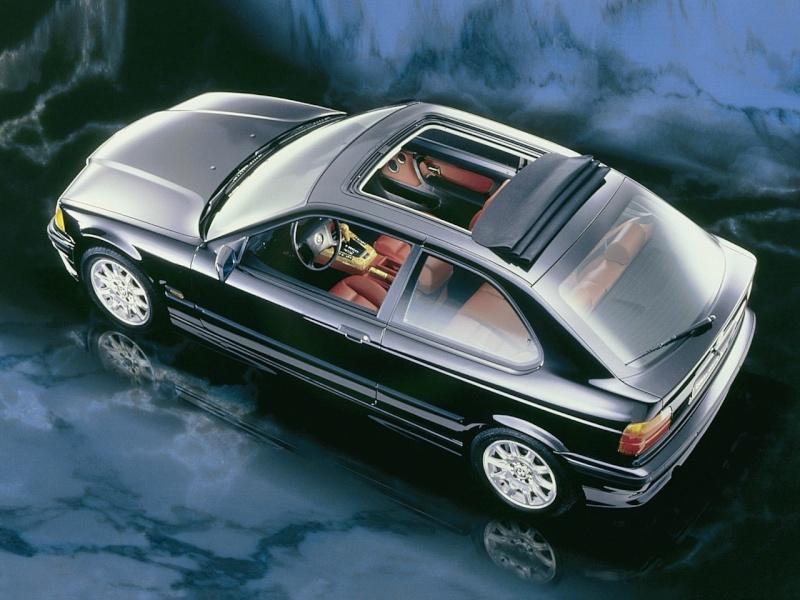 BMW 323  E36 Compact ti 1182-110