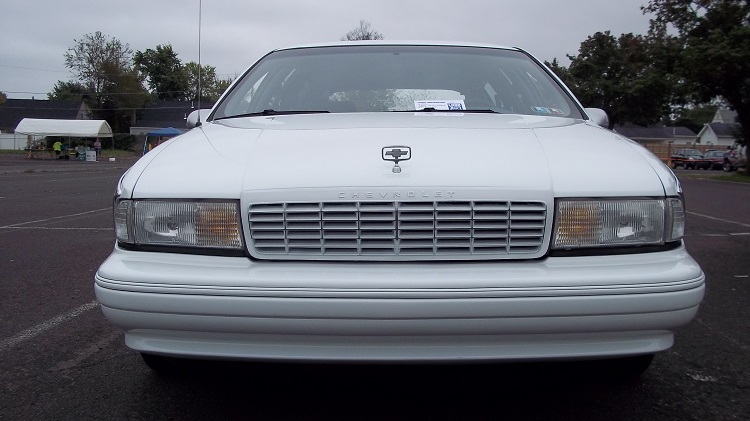 Recently finished '94 Caprice wagon part II 10-6-111