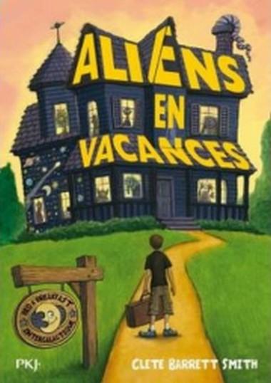 BARRETT SMITH Clete - Aliens en vacances  Aliens10