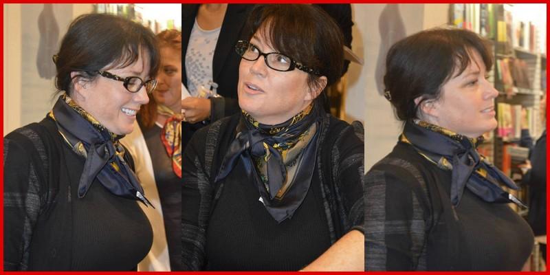 Rencontre magique avec SHERRILYN KENYON - Paris, septembre 2013 Sherri11