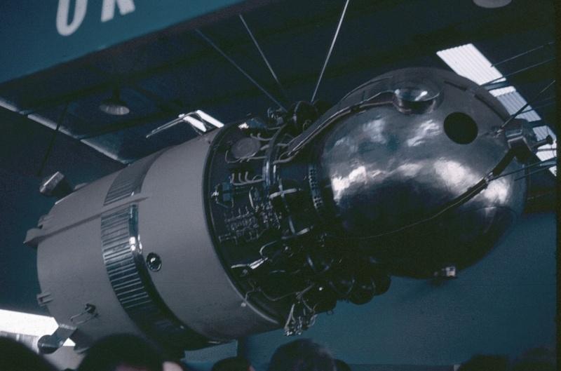 Module de service du Vostok Vostok13