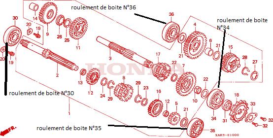 Roulements et joints spys Bdv_co10