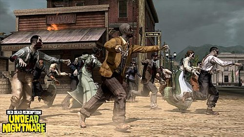 Red Dead Redemption DCL Undead nightmare Collection Red-de10