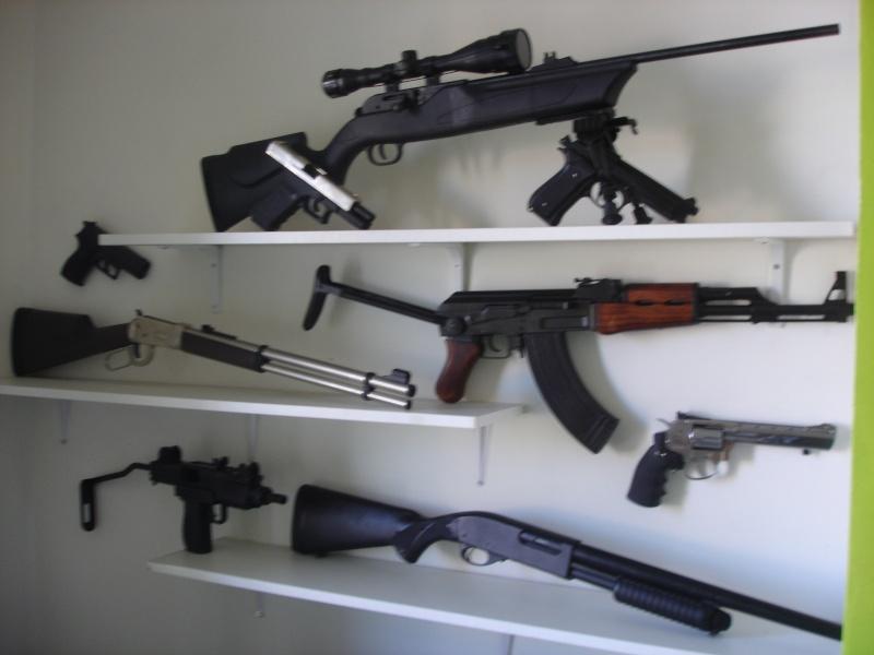 nouvelles armes recues pour mon anniversaire  Dsc00612