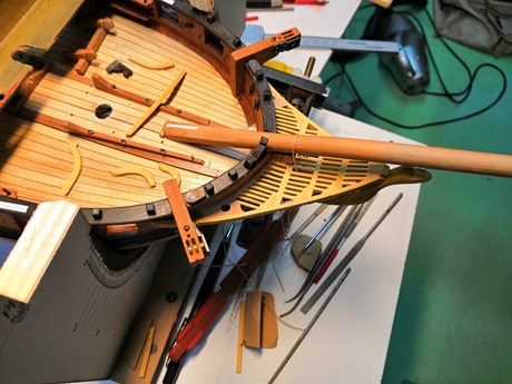 modèle du Cygne de Jean-Jacques Herault au 1/48ème - Page 3 Lc4110