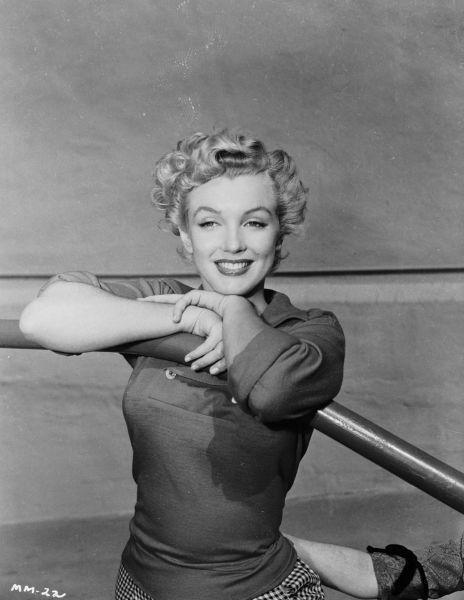 Marilyn Monroe - Page 7 Tumbl870