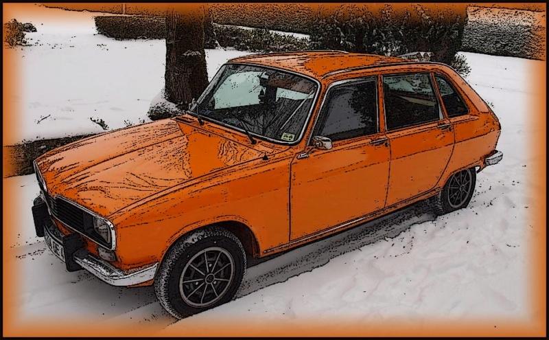 Le Forum des Fanas de la Renault 16