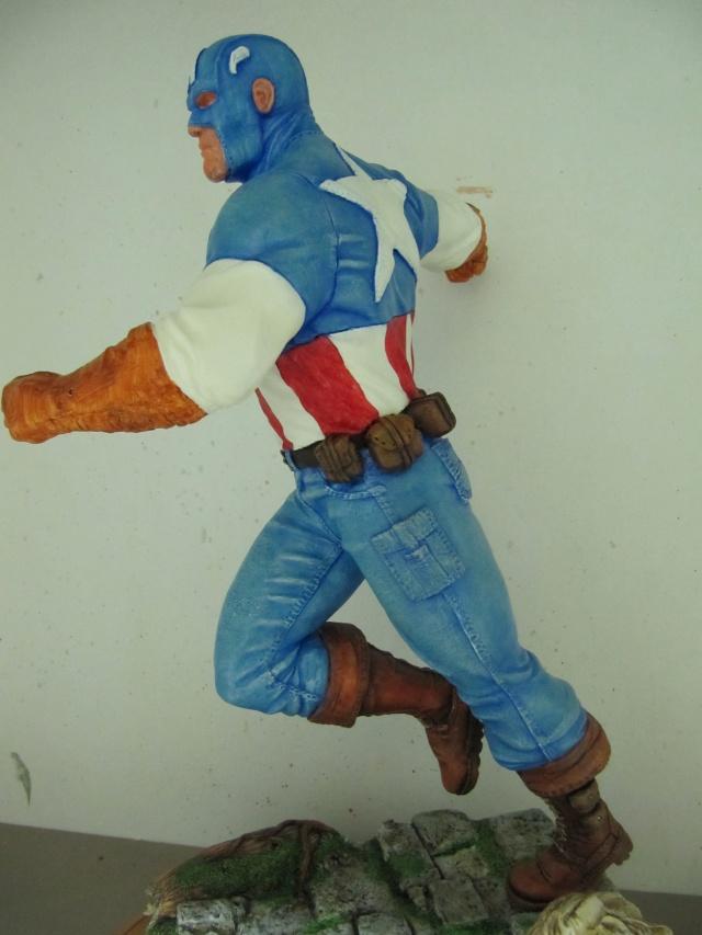 Kit 1/6 : Captain América . Img_9818