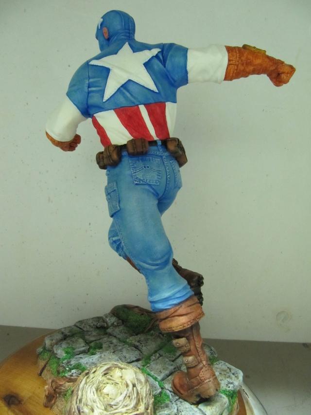 Kit 1/6 : Captain América . Img_9819