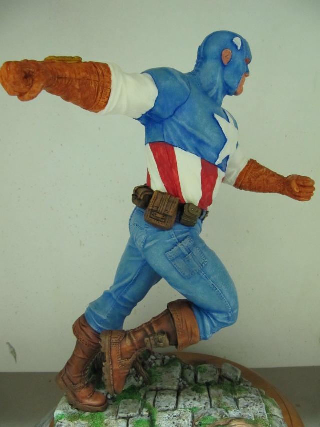 Kit 1/6 : Captain América . Img_9821