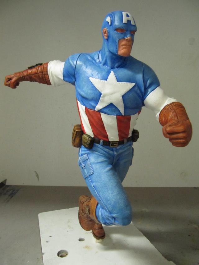 Kit 1/6 : Captain América . Img_9823