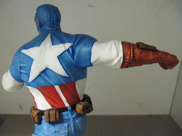 Kit 1/6 : Captain América . Img_9824
