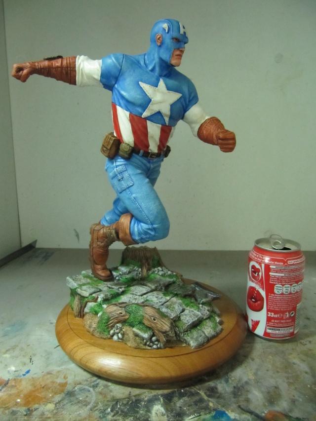 Kit 1/6 : Captain América . Img_9826