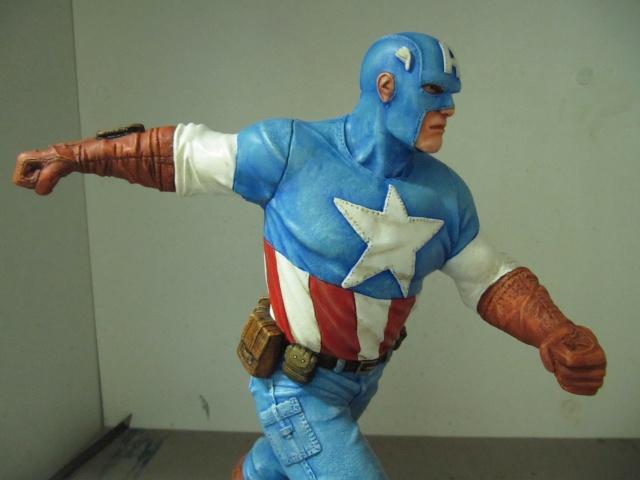Kit 1/6 : Captain América . Img_9827