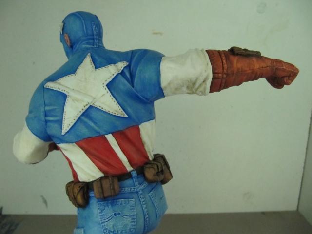 Kit 1/6 : Captain América . Img_9828