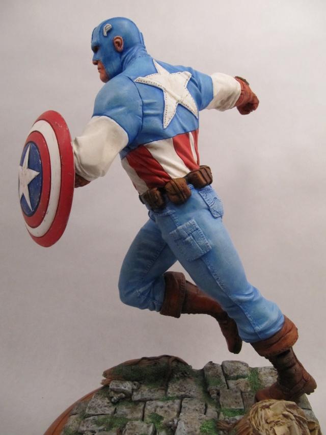 Kit 1/6 : Captain América . Img_9830