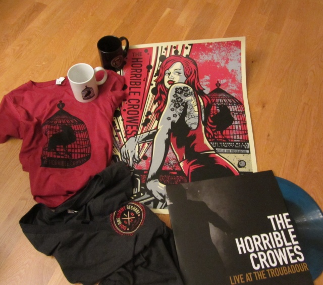 The Horrible Crowes: 'Live at the Troubadour' released as LP/DVD and CD/DVD, Sep. 2013 - Page 8 Image15