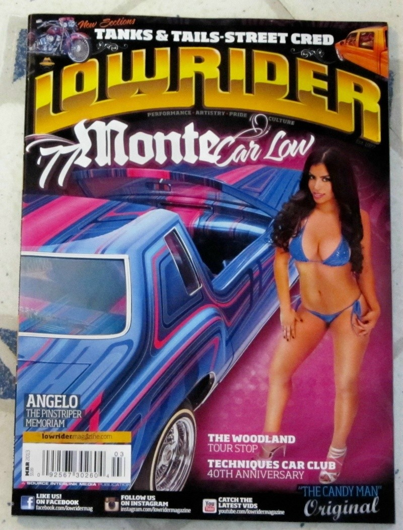 no wonder i missed this monte on the cover. Nowond10