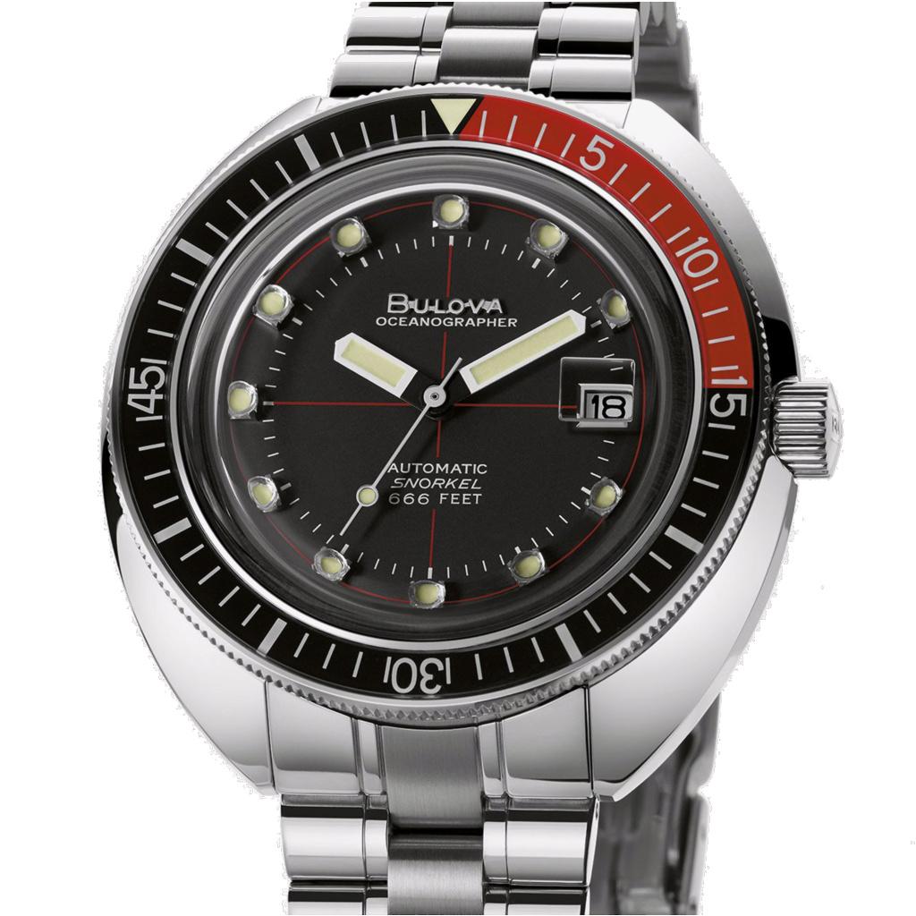 Bulova Oceanographer 98b32010
