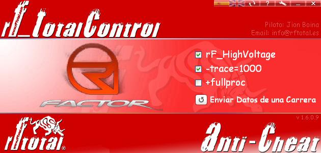 ANTICHEEAT CREADO POR LA COMUNIDAD F1-TOTAL.... 110