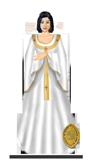 Obsèques de Pather (février 1459) Diacon11