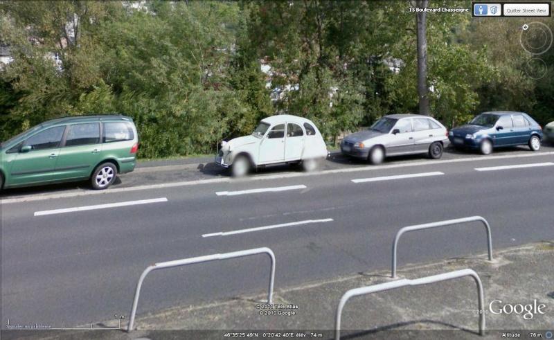 STREET VIEW : La Dodoche - Page 5 2cv810
