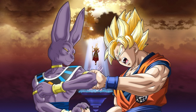 Dragon Ball Z: La batalla de los dioses Latino Online Dragon10