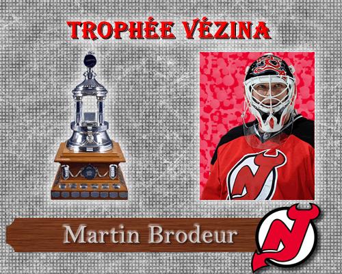 Trophée Vézina Tropha22