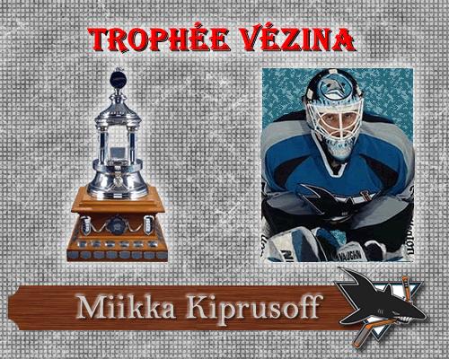 Trophée Vézina Tropha38