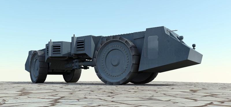 Projets des véhicules spéciaux de la Wh, pas trés connues 1012