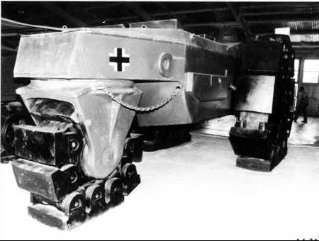 Projets des véhicules spéciaux de la Wh, pas trés connues 110