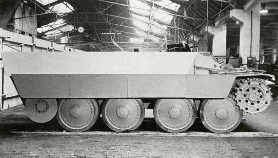 Projets des véhicules spéciaux de la Wh, pas trés connues 610