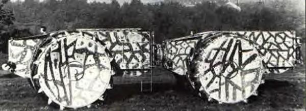 Projets des véhicules spéciaux de la Wh, pas trés connues 810