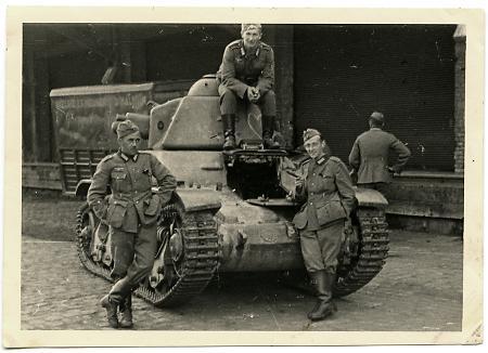 Le permis conduire dans la Wehrmacht Beutep10