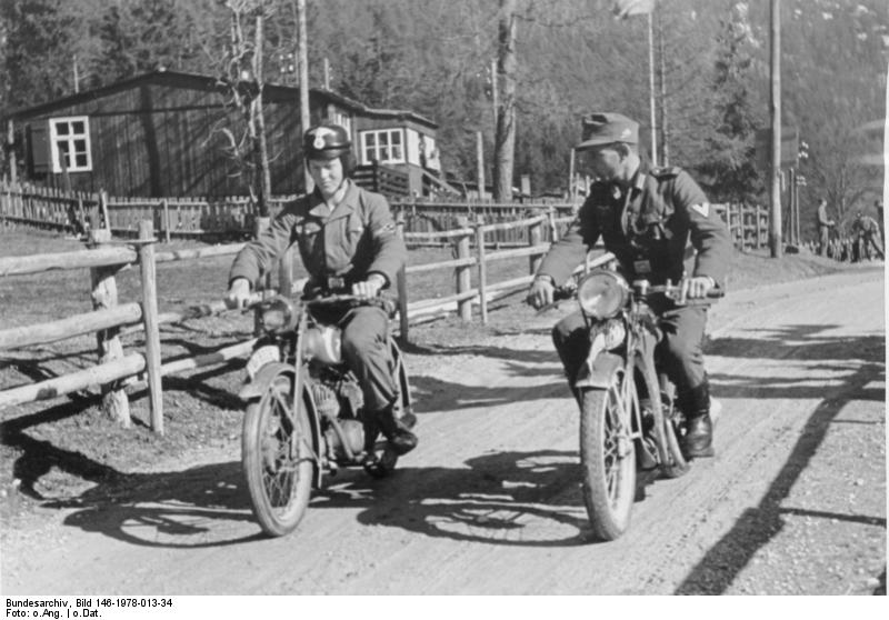 Le permis conduire dans la Wehrmacht Bundes13
